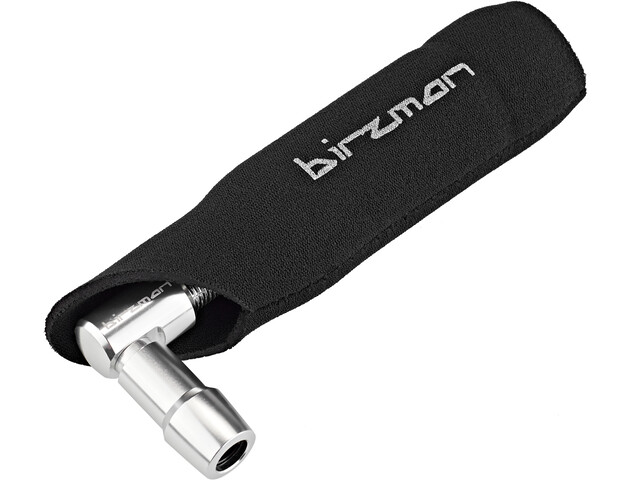 Birzman Zacoo CO2 Patruunapumppu Setti 25g, black/silver